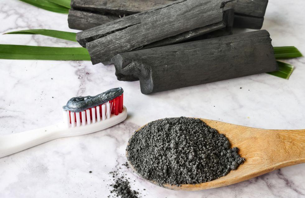 Le charbon de bois, un excellent dentifrice naturel