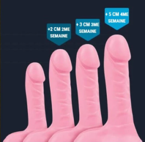 Pharmacopée N° 15 : GIGATOPSEX pour grossir le pénis
