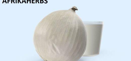 le jus d'oignon blanc