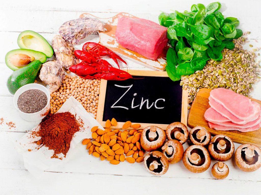 Aliments riches en Zinc à consommer pendant la grossesse