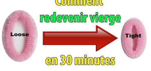 Comment redevenir vierge en 30 minutes